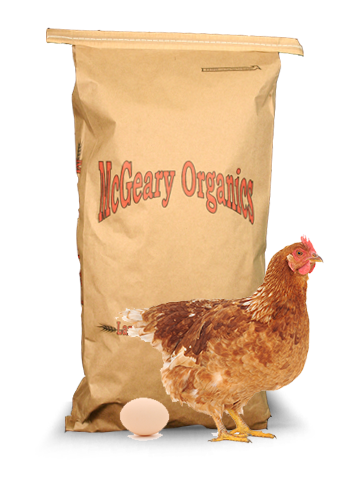 chicken egg feed product bag