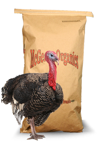 Turkey Feed bag